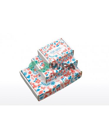 Výsekové krabice bez/s potiskem